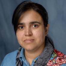 picture of graduate student Munaza Riaz