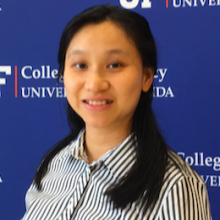 Photo of Graduate Student Yun Shen