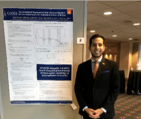 Dr. Juan Hincapie-Castillo, Assistant Professor of POP, was elected as the Chair of the ISPE Latin American Regional Interest Group. The group's mission is to promote learning of pharmacoepidemiology, to network, and to create a cohesive membership throughout the Latin American countries.